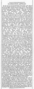 William Austin Cook - Birmingham Daily Post - Wednesday 03 July 1889