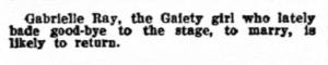 The New York Clipper - April 1913