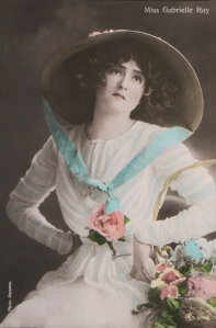 Gabrielle Ray (Aristophot E 2060) 1910