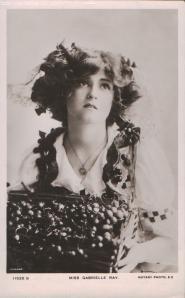 Gabrielle Ray (Rotary 11528 B) 1910