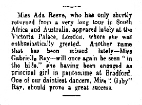 Babes in the Wood - New Zealand Herald, Volume LVII, Issue 17358, 3 January 1920, Page 4