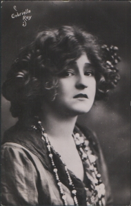 Gabrielle Ray (Davidson Bros.) 1910