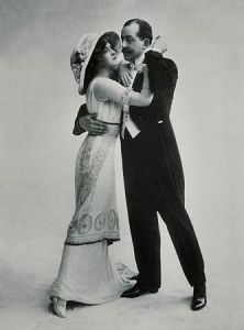 Gabrielle Ray and George Mahrer - The Merry Widow