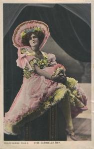 Gabrielle Ray (Philco 2060 D) 1908
