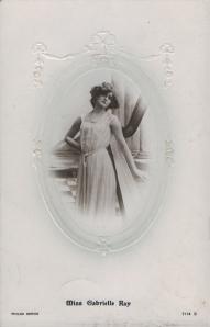Gabrielle Ray (Philco 7114 B)