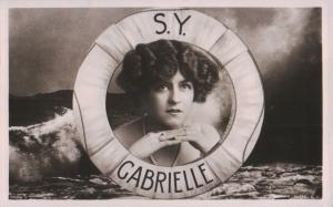 Gabrielle Ray (Rotary 3986 D)