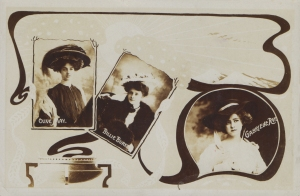 Gabrielle Ray (Aristophot V 58) 1906