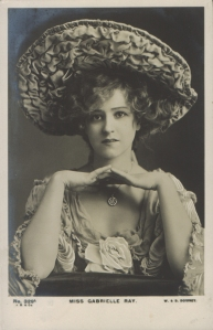 Gabrielle Ray (J. Beagles 329 L) 1904
