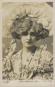 Gabrielle Ray (J. Beagles 384 F) 1905