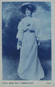 Gabrielle Ray (Philco 2031 F) 1906