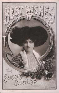 Gabrielle Ray (Rotary X.S.113 C) 1906