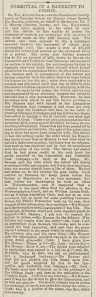 William Austin Cook - Manchester Courier and Lancashire General Advertiser - Saturday 06 March 1886