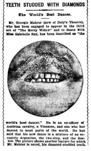 The Merry Widow - The World's News (Sydney, NSW ) Saturday 27 February 1909