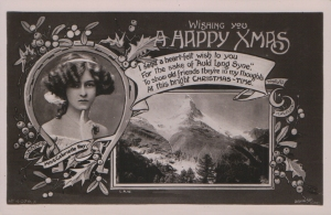 Gabrielle Ray (Davidson Bros. 4074 X) 1907