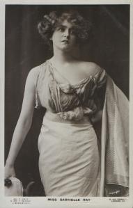 Gabrielle Ray (J. Beagles G 493 T) 1906