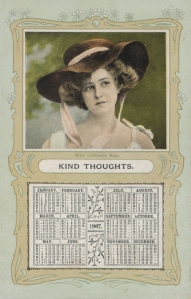 Gabrielle Ray (Millar & Lang) 1907
