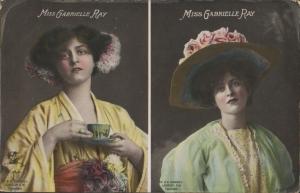 Gabrielle Ray (Philco 2376 A) 1910