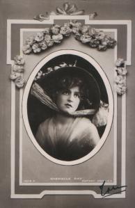 Gabrielle Ray (Rotary 11073 A) 1908