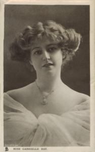 Gabrielle Ray (Tuck 5766) 1909