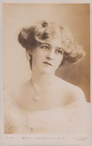 Gabrielle Ray (W & D Downey 3 F) 1905