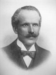 Mr Carl Hentschel - O.P. Club