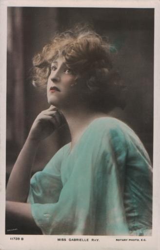 Gabrielle Ray (Rotary 11728 B) 1911