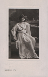 Gabrielle Ray (Rotary P 370 F) 1908