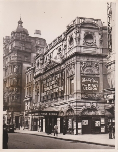 Daly's Theatre - 1937