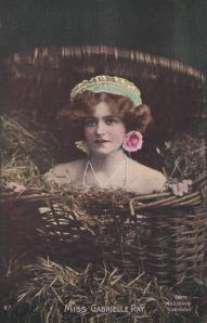Gabrielle Ray (Giesen Bros. K 7)1907
