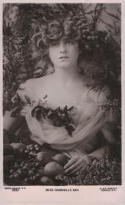 Gabrielle Ray (Rapid 3733 )1906