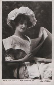 Gabrielle Ray (Rotary 479 R) 1905