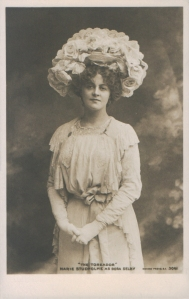 Marie Studholme - Dora - The Toreador - 1901 (Rotary 3061)