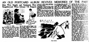 Memories of the past - The Argus (Melbourne, Vic.) - Saturday 12 September 1942