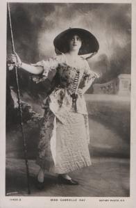 Gabrielle Ray (Rotary 11420 Z) 1909