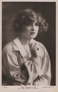 """Gabrielle Ray as """"Polly Polino"""" in 'Peggy' 1911 (Rotary 11779 I)"""