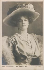 Gabrielle Ray (Rotary 475 Y) 1905
