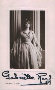 Gabrielle Ray (Rotary P.367)