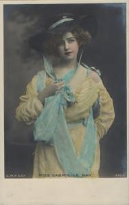 Gabrielle Ray (C.W. Faulkner & Co 416 A)