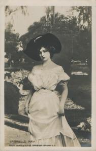 Gabrielle Ray (Ralph Dunn A 262)