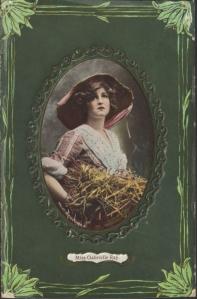 Gabrielle Ray (Philco 2184 A) 1909