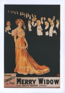 The Merry Widow – Advertisement - 1917 (copy)