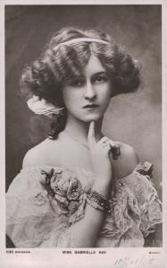 Gabrielle Ray (Davidson Bros. 1133) 1905