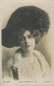 Gabrielle Ray (J. Beagles 329 W) 1905