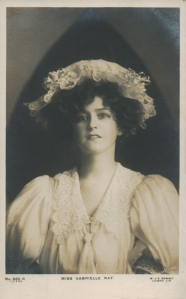 "Gabrielle Ray as ""Susan"" in ""Lady Madcap"" 1905 (J.Beagles 665 R)"