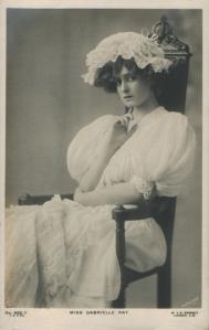 "Gabrielle Ray as ""Susan"" in ""Lady Madcap"" 1905 (J. Beagles 665 Y)"