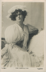 "Gabrielle Ray as ""Susan"" in ""Lady Madcap"" 1905 (J. Beagles 665 Z)"