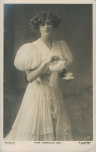"Gabrielle Ray as ""Susan"" in ""Lady Madcap"" 1905 (J. Beagles  677 H)"