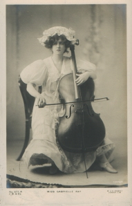 "Gabrielle Ray as ""Susan"" in ""Lady Madcap"" 1905  (J. Beagles 677 R)"