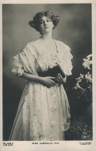Gabrielle Ray (J. Beagles 678 E) 1905