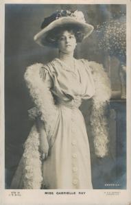 Gabrielle Ray (J. Beagles 678 H) 1905